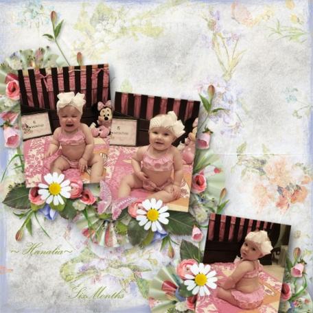 Hanalia - 6 Months