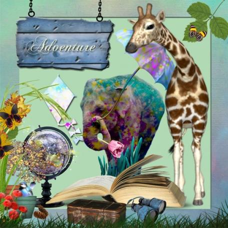 'An Unusual Adventure' 003