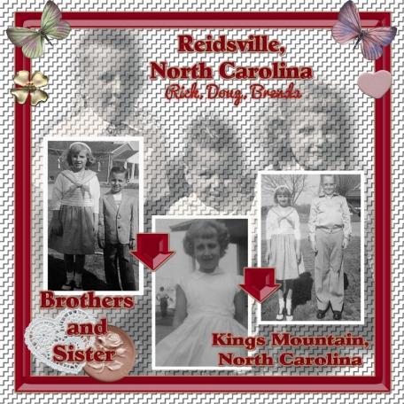 Reidsville, North Carolina
