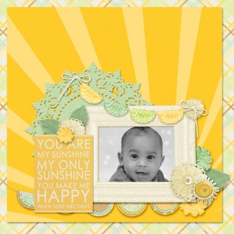 May 2014 Sunshine & Lemons Blog Train Challenge