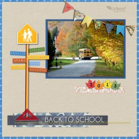 Yearbook Signpost
