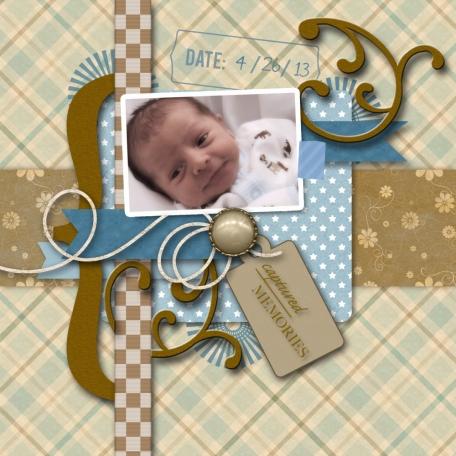 First Grandson
