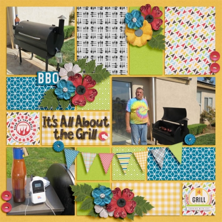 It's All About the Grill