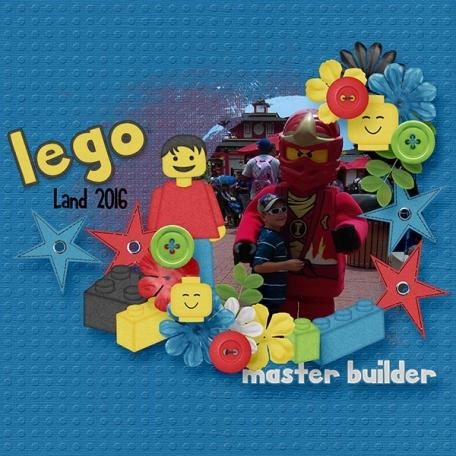 LegoLand 2016