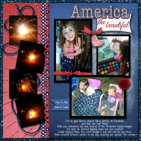Blessings 4th of July
