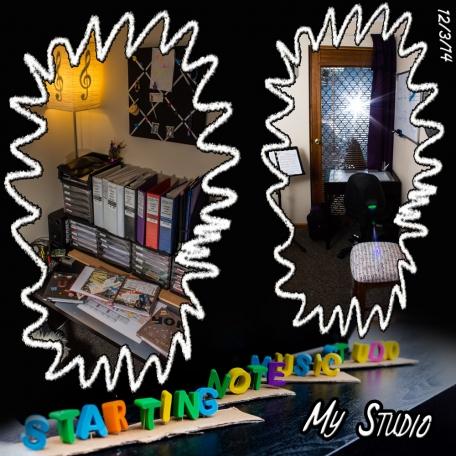 Starting Note Music Studio