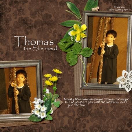 Thomas the Shepherd