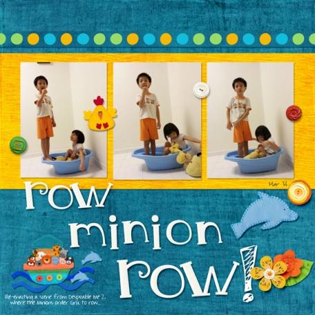 Row Minion Row