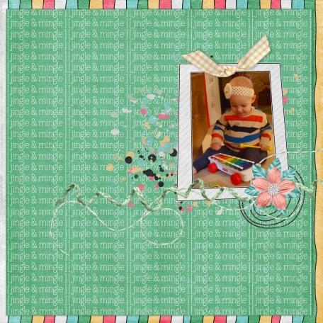 Jingle Mingle - Created by Jill