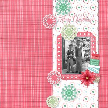 Jingle Mini Mini Kit - Laura Burger