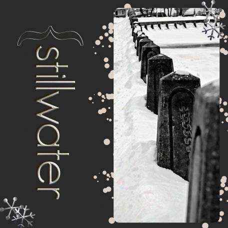 Stillwater in the winter