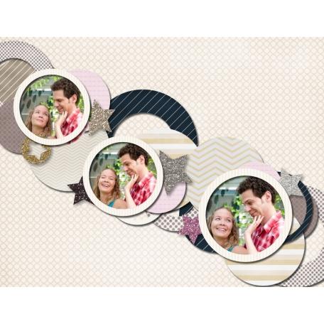 Engagement layout