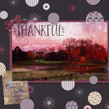 Thankfuls.