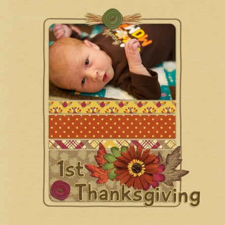 1st Thanksgiving