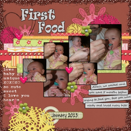 First Food