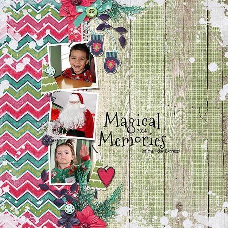 Magical Memories (of the Polar Express)