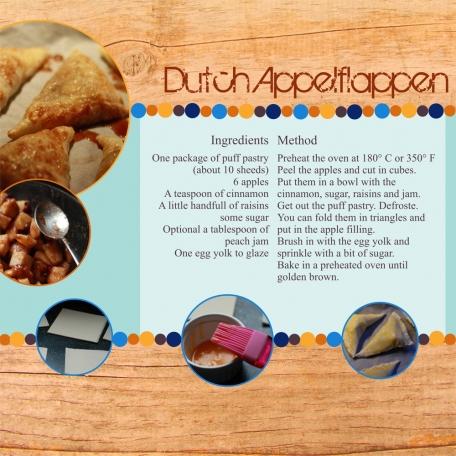Dutch sweets