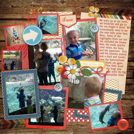Columbus Zoo June Trip Page 2