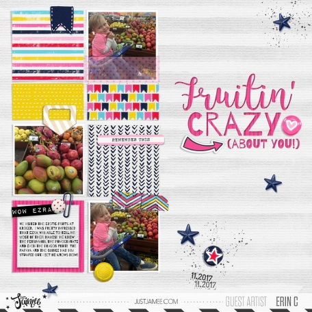 Fruitin' Crazy (About You)