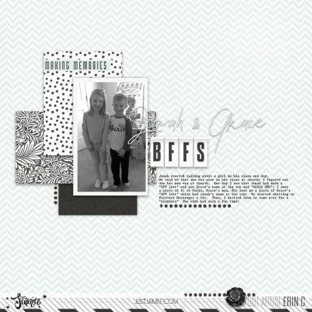 Jonah & Grace: BFFS