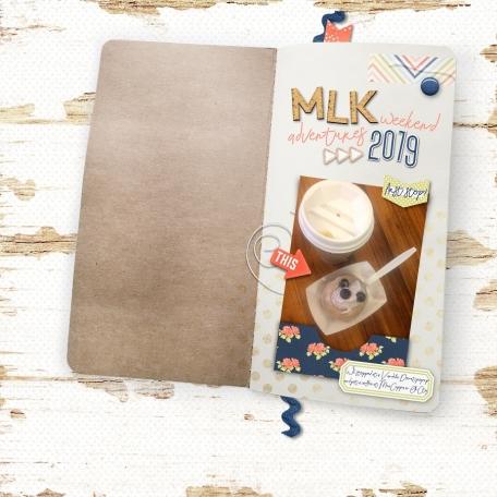 MLK Day Weekend 2019 Travel Journal - Thomas/Morgantown, WV - Page 1