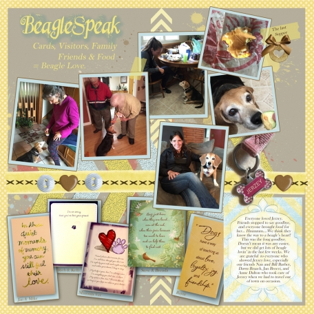 Beagle Speak