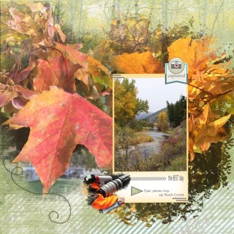 Rock Creek Fall Photo Drive