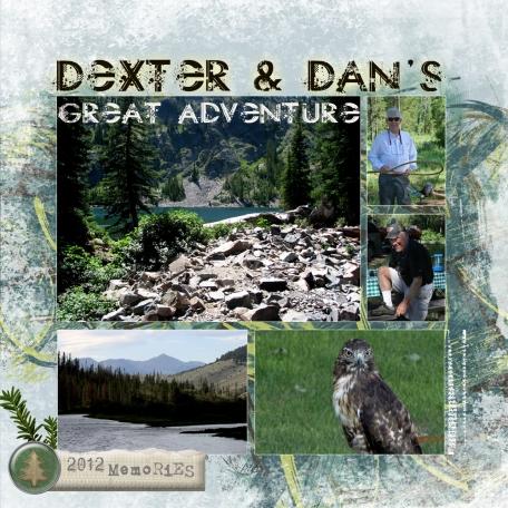 Dexter & Dan's Great Adventure