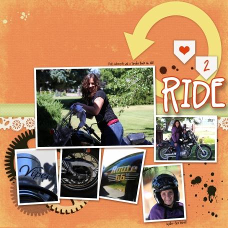 Love 2 Ride