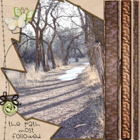 Path most taken
