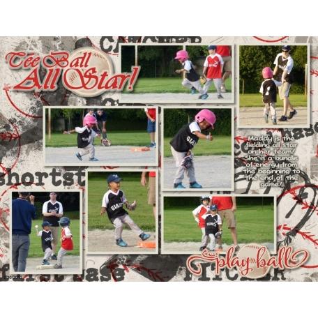 Tee-Ball Allstar!