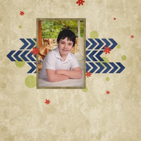 Kaleb 5th grade