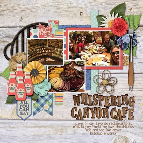 Disney's Whispering Canyon Cafe
