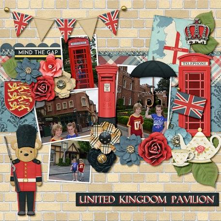 UK Pavilion - Epcot