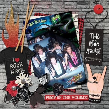 Disney's Rock N Roller Coaster 2