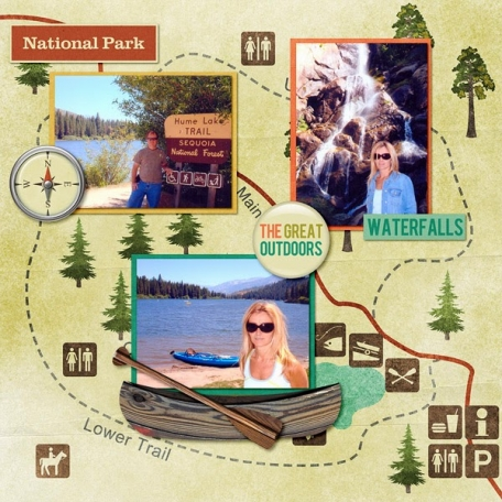 Hume Lake Trail