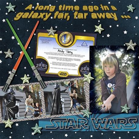 Star Wars Training