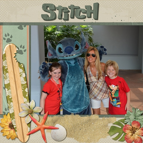 Meeting Stitch