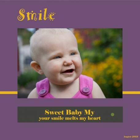 Sweet Baby Girl