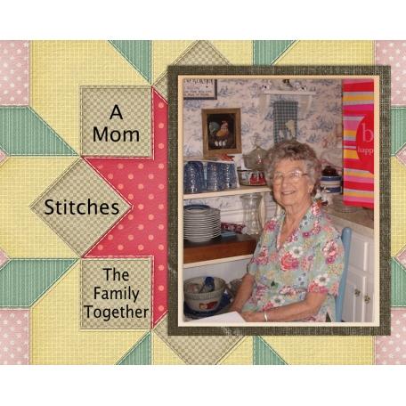 Mom Stitches