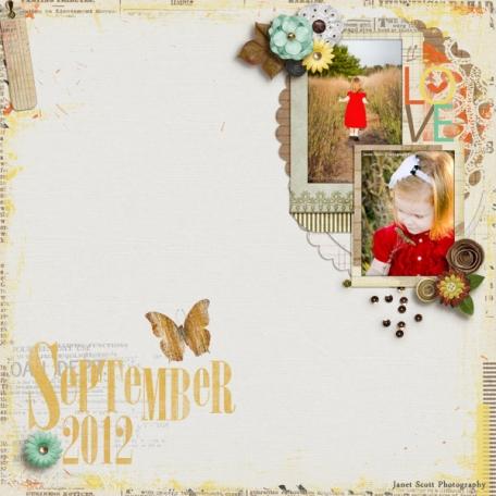 Annelyse - September 2012