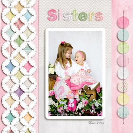 Sisters - Easter 2013