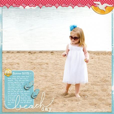 Summer 2012 - Beach Day