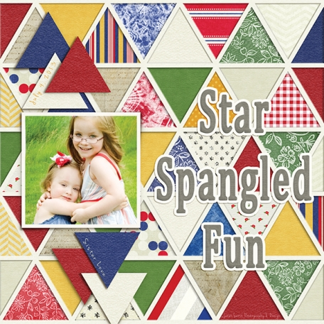 Star Spangled Fun