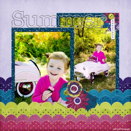 Summer Fun 2012