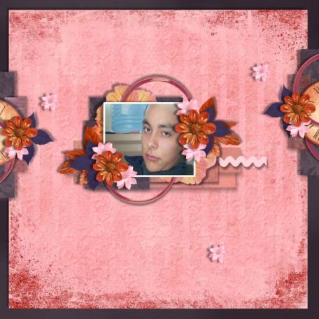 Powder Pink layout