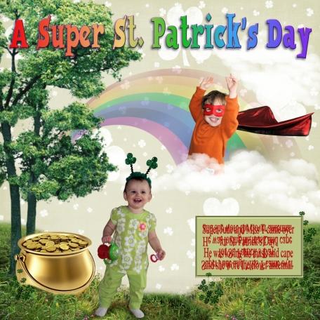 Super St. Patrick's Day