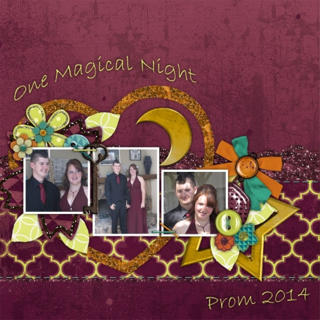 One Magical Night - Prom 2014
