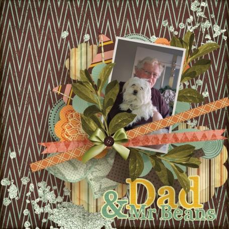 Dad & Mr Beans