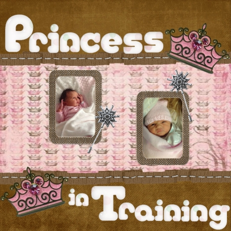 Princess in Training